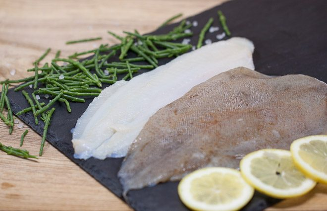 Jurassic-Coast-Farm-Shop-Fish-Lemon Sole-IMG-1099