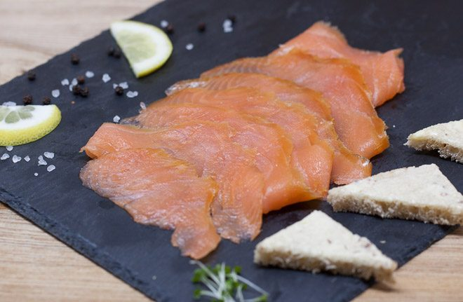 Jurassic-Coast-Farm-Shop-Fish-Smoked Salmon-IMG-1148