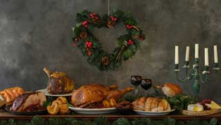 Christmas Hampers online from our Dorset Farm Shop