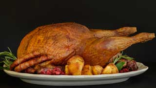 Order your Free Range Christmas Turkey online from our Dorset Farm Shop
