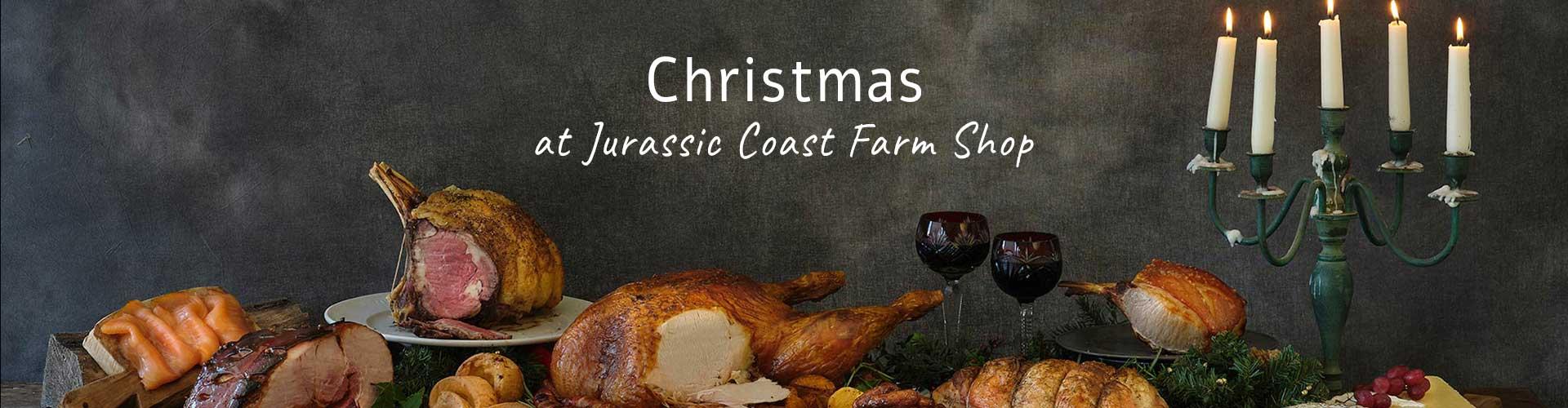 Christmas at Jurassic Coast Farm Shop