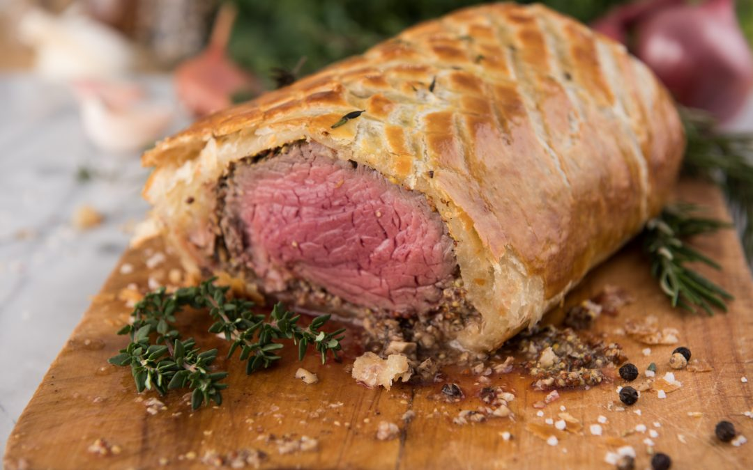 Classic Beef Wellington